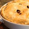 Turkey Leftovers Pot Pie
