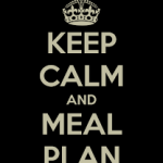 Meal Planning Redux